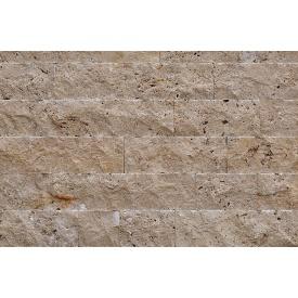 Натуральний камінь Травертин NOCHE SPLITE Face 2,1x10*FL см