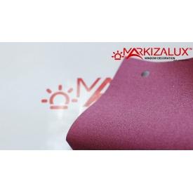 Тканина для рулонних штор Ауріс металік марсала (000261)