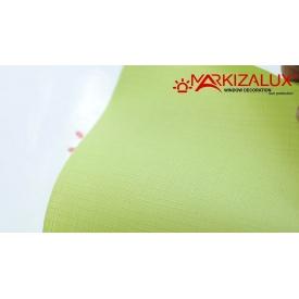 Ткань для рулонных штор Жасмин салатовый (000593)