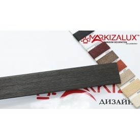 Дерев'яні жалюзі Premium bamboo 25 базальт (000935)