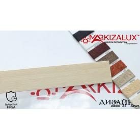 Дерев'яні жалюзі Premium bamboo 25 агат (000936)