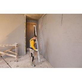Штукатурка стен в помещении
