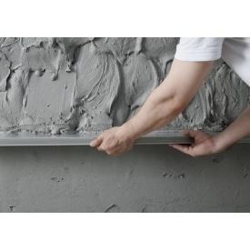 Штукатурка стен ручным способом