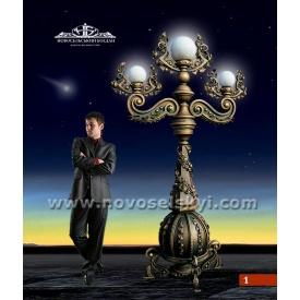 Кований ліхтар А8301