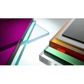 Монолітний полікарбонат Promogal 4 мм прозорий 2050x3050мм