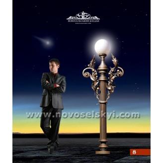 Кований ліхтар А8108
