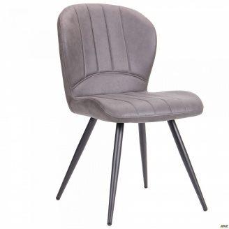 М`який стілець АМФ Френсіс 860х490х620 мм сірий