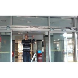 Ремонт автоматичних дверей