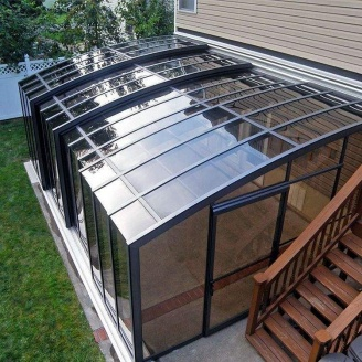 Прозорий моноліт 2мм (Розмір 2,05*3,05=6,25м.кв)