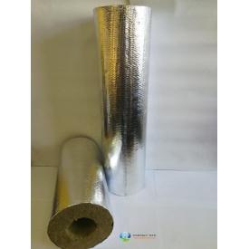Трубная изоляция фольгированная 377х50 мм
