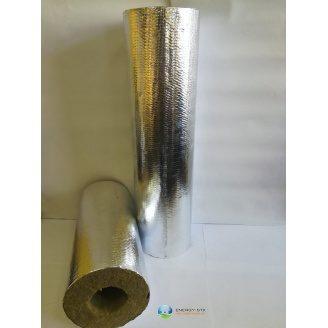 Трубна ізоляція фольгована 377х50 мм