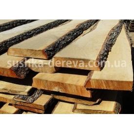 Доска необрезная столярная Сосна сухая 25-30-55 мм 3-4,5 м сорт 1