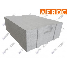 Газобетон AEROC D300 500x200x600