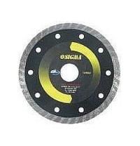 Алмазный диск Sigma 195300, 300мм, турбо hq