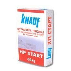 Цементная штукатурка Knauf HP Start 25 кг