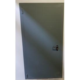 Противопожарная дверь ПромТехноКом металлическая EI-30 2100х1000 мм
