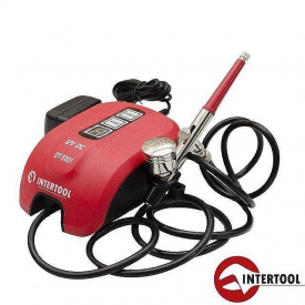 Аэрограф электрический Intertool DT-5001