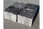 Бруківка з натурального каменю -