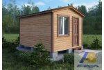 Будівництво дачних будинків АВ-модуль