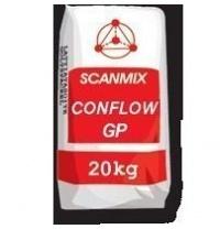 Самовирівнююча суміш для підлоги SCANMIX CONFLOW GP 20 кг сіра