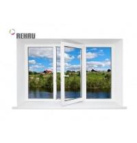 Трьохстулкове вікно Rehau Ecosol 70