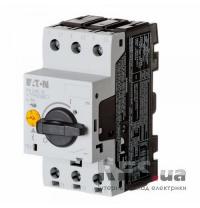 Автомат захисту двигуна PKZM0-2,5 2,5А 3-полюсний Eaton