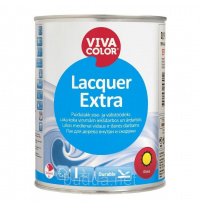 Лак уретано-алкидный Vivacolor Lacquer Extra, полуглянцевый 2,7 л
