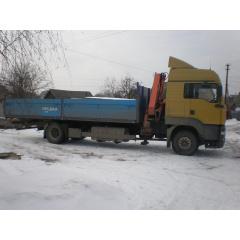 Перевезення залізобетонних виробів Київ