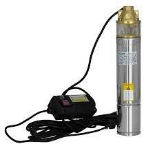 Насос свердловиний вихревой APC 4skm-100. 0.75 кВТ