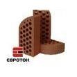 Фасонный кирпич Евротон ВФ29 коричневый