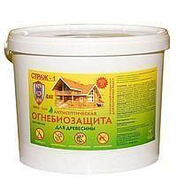 Антисептичний вогнебіозахист Страж-1 1 кг