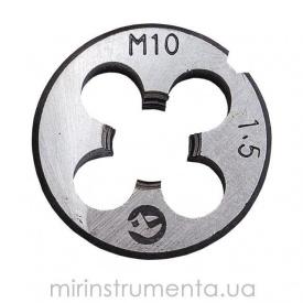 Плашка M 10x1,25 мм Intertool Sd-8230