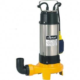 Дренажно-фекальний насос Sprut V 132121 1300 D 1,55 кВт