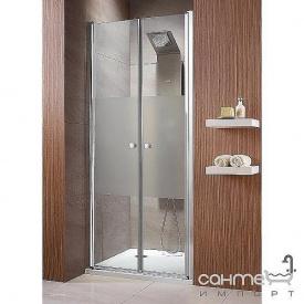 Душевые двери Radaway EOS DWD 37773-01-01N (хром/прозрачное)