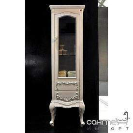 Витрина для ванной комнаты Godi XZ-05 белый ясень