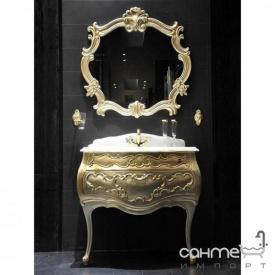 Комплект меблів для ванної кімнати Godi хZ-02 білий ясен