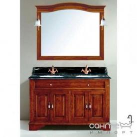 Комплект меблів для ванної кімнати Godi TG-01 канадський дуб, коричневий