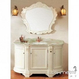 Комплект меблів для ванної кімнати Godi TG-10 канадський дуб, білий