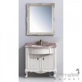 Комплект меблів для ванної кімнати Godi TG-11 канадський дуб, білений дуб