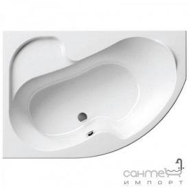 Акриловая ванна Ravak Rosa 160 левосторонняя CM01000000