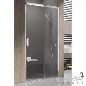 Душевая дверь Ravak Matrix MSD2-100 R полированный алюминий/прозрачное 0WPA0C00Z1 правая