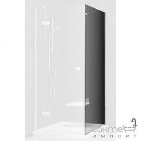Нерухома стінка для душа Ravak SmartLine SMPS-100 L хром/прозорий 9SLA0A00Z1 ліва