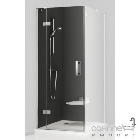 Душові двері для душового куточка Ravak SmartLine SMSD2-120 B-L 0SLGBA00Z1 хром/прозорий ліва