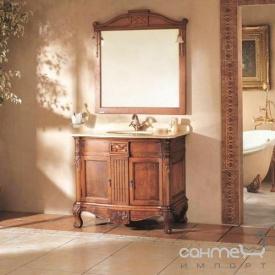 Комплект мебели для ванной комнаты Godi GM10-10 TB (рыже-коричневый)