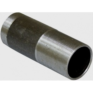 Згін сталевий довгий ДУ 15 150 мм