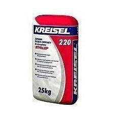 Клей усиленный Kreisel Styrlep 220 25 кг