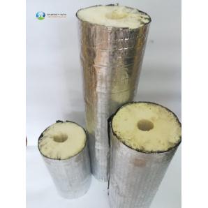 Трубна ізоляція з пінополіуретану з фольгопергаміном 179х30 мм