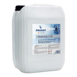 Активный кислород длительного действия FROGGY OxyLong L120 20 л