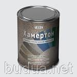Краска с молотковым эффектом MIXON ХАМЕРТОН - 430 0,75 л