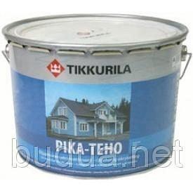 Пика-Техо акрилатная краска для древесины, А 2.7л
